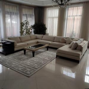 Новые подушки на диван