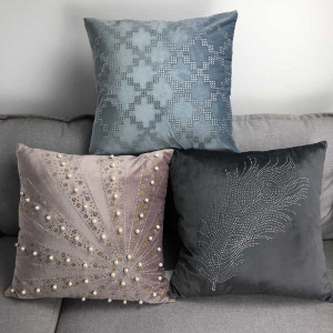 Чехлы на декоративные подушки