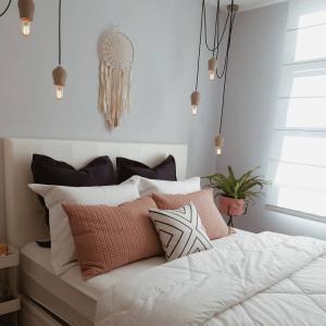 Изготовление подушек на кровать